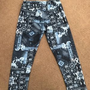 Onzie Pants - Onzie cropped Legging